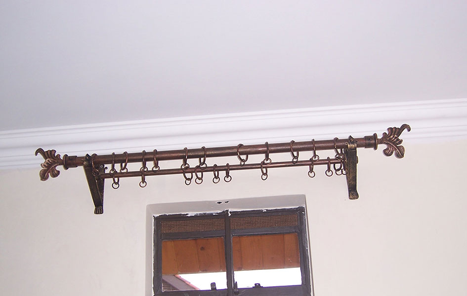 Ironart Limited Curtain Rods Accessories
